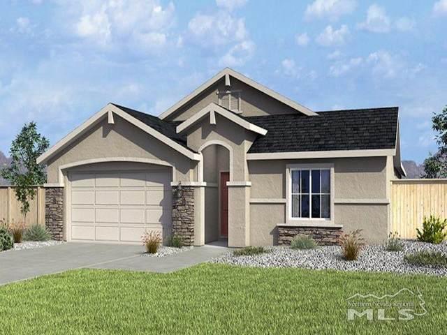 1145 Chalk Bluff Dr Homesite 522, Carson City, NV 89701 (MLS #210010896) :: Chase International Real Estate