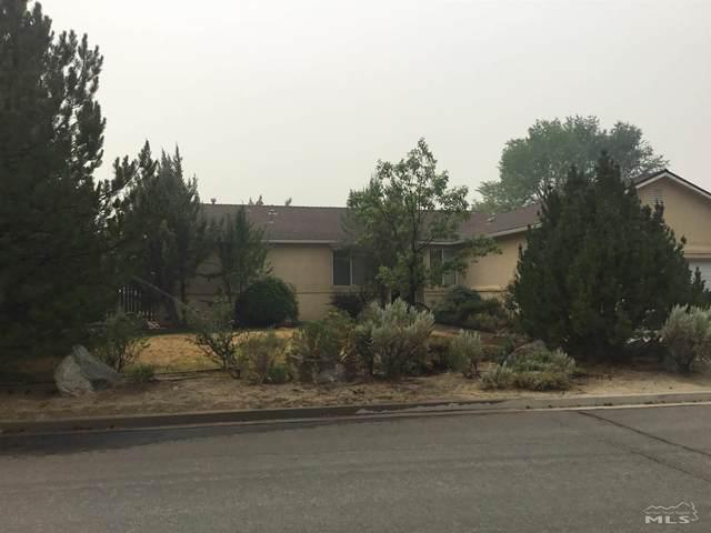 20936 White Rock Drive, Reno, NV 89508 (MLS #210010899) :: Chase International Real Estate