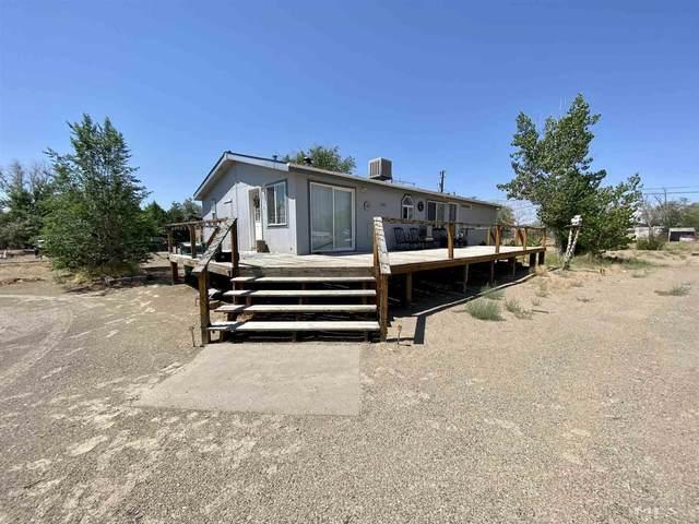 3817 Citrus, Silver Springs, NV 89429 (MLS #210010900) :: Chase International Real Estate
