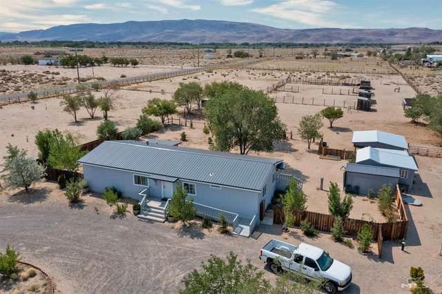 2465 Badger, Silver Springs, NV 89429 (MLS #210010903) :: Chase International Real Estate