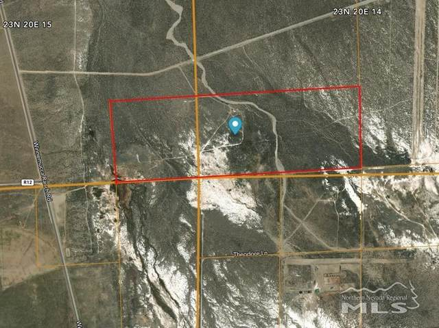 15000 Road Runner, Reno, NV 89510 (MLS #210010904) :: Chase International Real Estate
