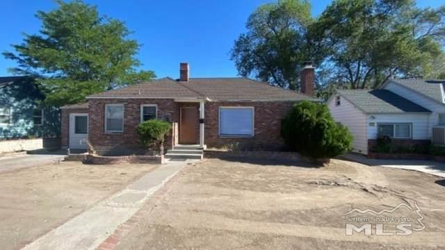 711 Balzar Circle, Reno, NV 89502 (MLS #210010906) :: Vaulet Group Real Estate