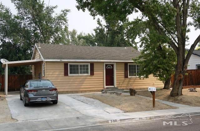 390 Gleeson Way, Sparks, NV 89431 (MLS #210010909) :: Vaulet Group Real Estate
