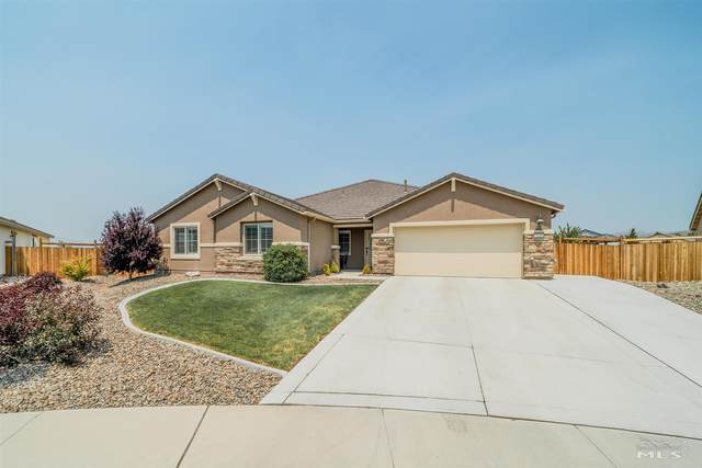 7929 Creation Ct., Sparks, NV 89436 (MLS #210010917) :: Chase International Real Estate