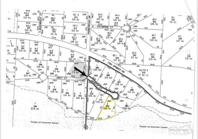 1917 Janelle Court, Gardnerville, NV 89410 (MLS #210010918) :: The Mike Wood Team