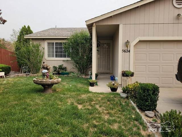 5624 Rustic Ct, Sun Valley, NV 89433 (MLS #210010923) :: Vaulet Group Real Estate