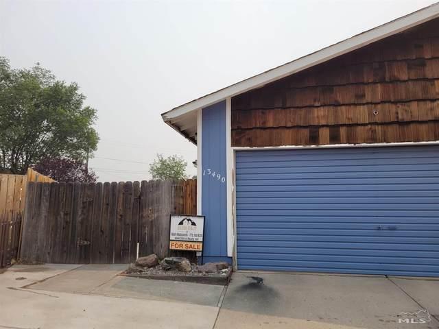 13490 Fort Sage, Reno, NV 89506 (MLS #210010924) :: Chase International Real Estate