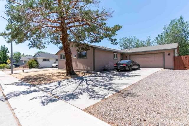 2261 Matteoni, Sparks, NV 89434 (MLS #210010928) :: Vaulet Group Real Estate
