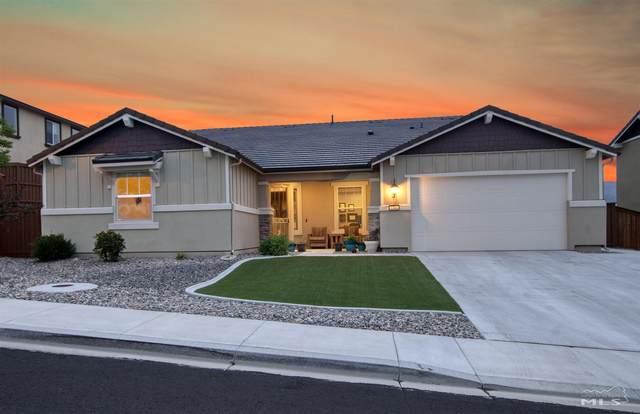 3302 Barbaresco, Sparks, NV 89434 (MLS #210010934) :: NVGemme Real Estate