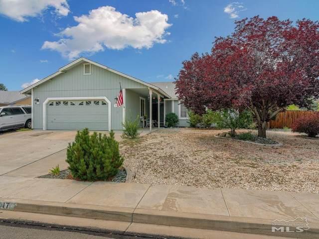 147 Andalucia Ct, Sparks, NV 89441 (MLS #210010935) :: NVGemme Real Estate