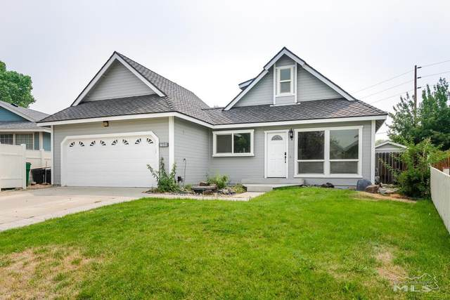 1564 Truckee Dr., Carson City, NV 89701 (MLS #210010942) :: Chase International Real Estate