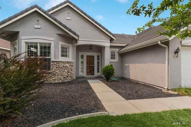 9649 Shadowstone, Reno, NV 89521 (MLS #210010956) :: Chase International Real Estate