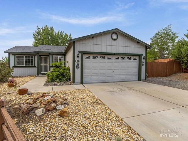 5471 Cabin Court, Sun Valley, NV 89433 (MLS #210010971) :: Chase International Real Estate