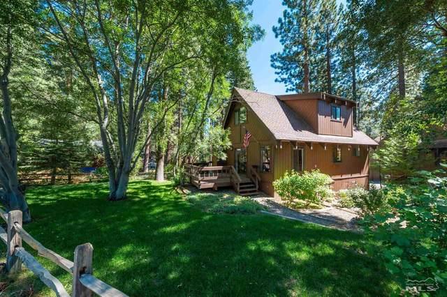 930 Fairway Park Drive #1, Incline Village, NV 89451 (MLS #210010972) :: Chase International Real Estate