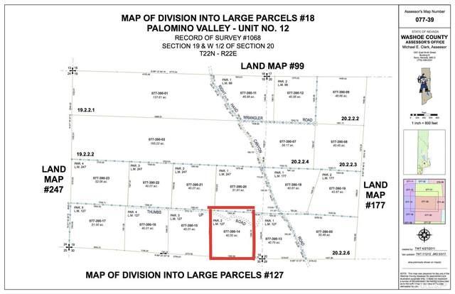 5000 Thumbs Up Rd., Reno, NV 89510 (MLS #210010974) :: Chase International Real Estate