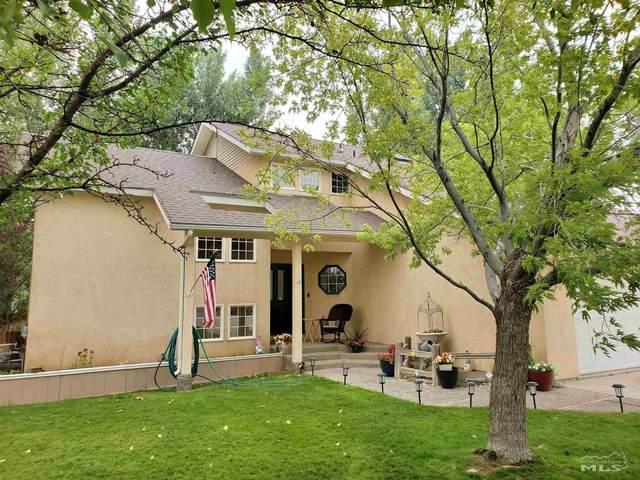 5855 Kluncy Canyon Rd, Winnemucca, NV 89445 (MLS #210010976) :: Morales Hall Group