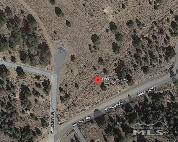 1330 Bonanza Rd., Reno, NV 89521 (MLS #210010978) :: Vaulet Group Real Estate