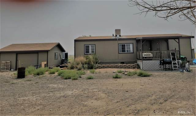1355 E. 6th St, Silver Springs, NV 89429 (MLS #210010982) :: The Mike Wood Team