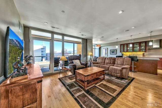 255 N Sierra St 401 #401, Reno, NV 89501 (MLS #210010984) :: Chase International Real Estate
