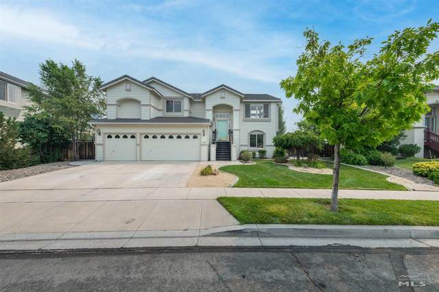 7390 La Costa, Sparks, NV 89436 (MLS #210010985) :: Chase International Real Estate