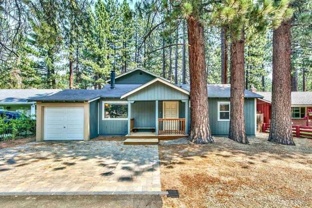 1133 Glenwood Way, South Lake Tahoe, CA 96150 (MLS #210010988) :: Chase International Real Estate