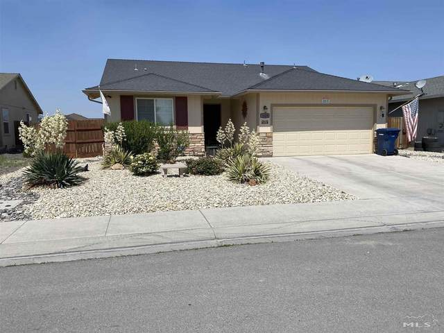 1628 Burger Road, Fernley, NV 89408 (MLS #210010990) :: Theresa Nelson Real Estate