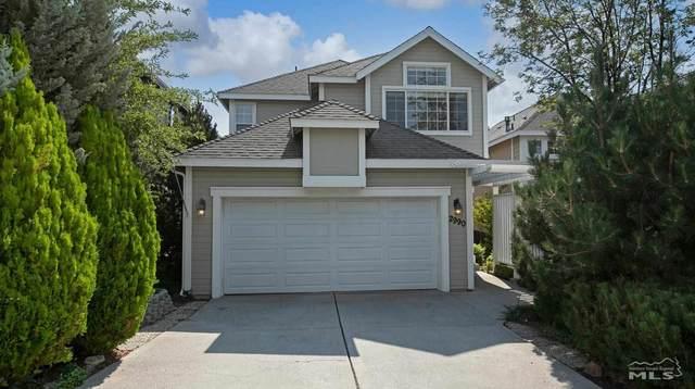2990 Hacienda Way, Reno, NV 89503 (MLS #210010992) :: NVGemme Real Estate