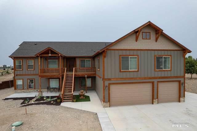 1196 Jo Lane, Gardnerville, NV 89460 (MLS #210010993) :: Chase International Real Estate