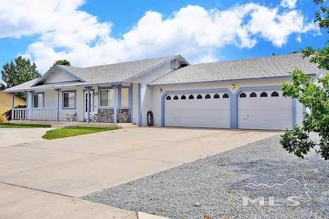 255 Monumental, Sparks, NV 89436 (MLS #210010997) :: Theresa Nelson Real Estate