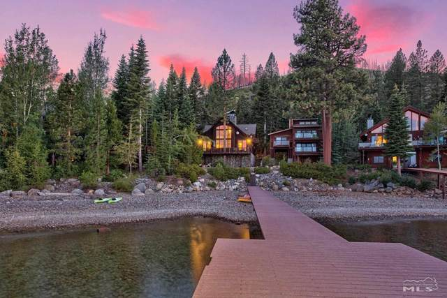2201 Cascade Rd, South Lake Tahoe, CA 96150 (MLS #210011010) :: Colley Goode Group- CG Realty