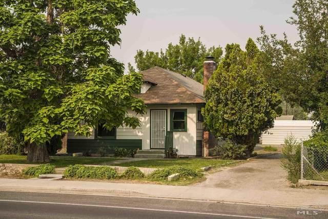 513 S Main, Yerington, NV 89447 (MLS #210011012) :: Chase International Real Estate