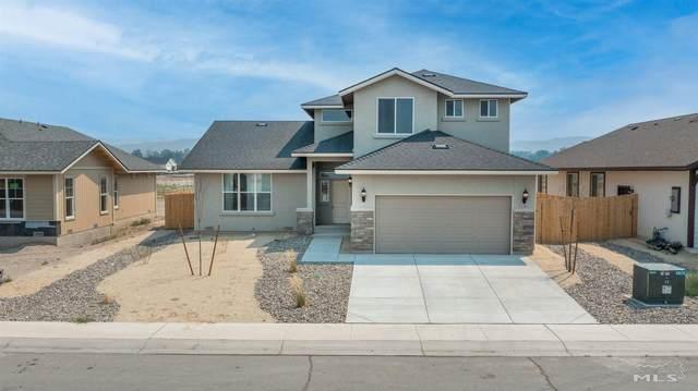 770 Tamsen Rd, Fernley, NV 89408 (MLS #210011013) :: Theresa Nelson Real Estate