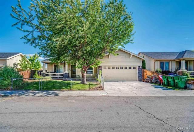 1061 Westcreek Ln, Carson City, NV 89706 (MLS #210011020) :: Vaulet Group Real Estate