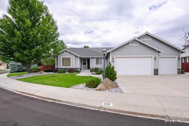 1030 Ranch Drive, Gardnerville, NV 89460 (MLS #210011023) :: Theresa Nelson Real Estate