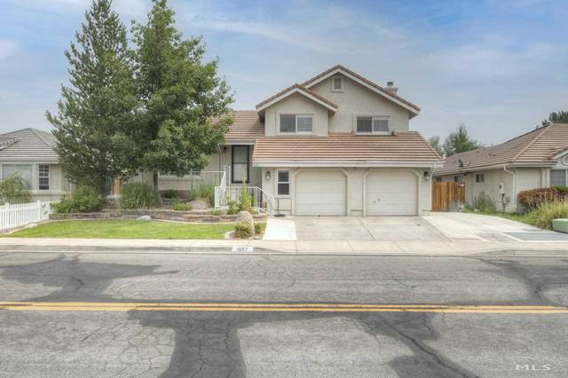 1507 Gregg St, Carson City, NV 89701 (MLS #210011024) :: Chase International Real Estate