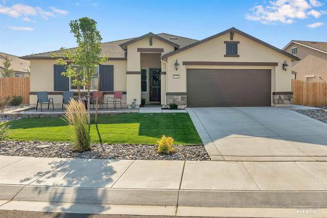 1468 Tule Peak Circle, Carson City, NV 89701 (MLS #210011028) :: Chase International Real Estate
