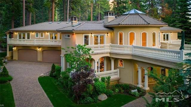 1580 Vivian Lane, Incline Village, NV 89541 (MLS #210011032) :: Krch Realty