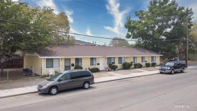 190-211 N Broadway-Nevada St, Fallon, NV 89406 (MLS #210011037) :: NVGemme Real Estate