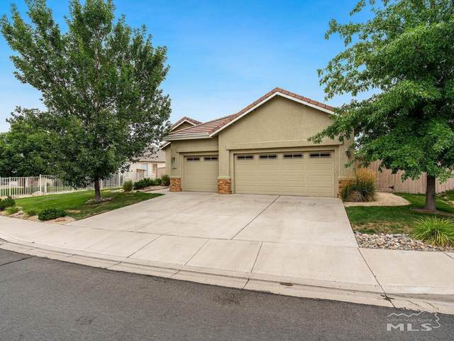 10742 Misty Meadows Drive, Reno, NV 89521 (MLS #210011039) :: Chase International Real Estate