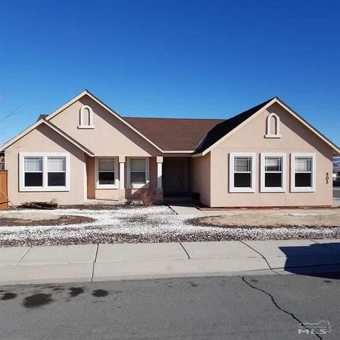 502 Wedge Lane, Fernley, NV 89408 (MLS #210011042) :: Vaulet Group Real Estate
