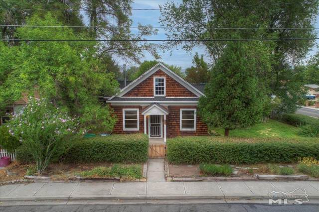 710 E Telegraph Street, Carson City, NV 89701 (MLS #210011043) :: Vaulet Group Real Estate