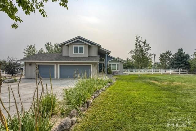 12350 Westridge Dr, Reno, NV 89511 (MLS #210011045) :: Morales Hall Group