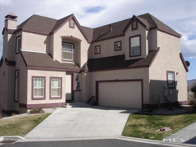 3492 Mashie, Sparks, NV 89431 (MLS #210011046) :: Vaulet Group Real Estate