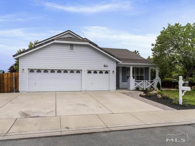 4725 Firtree Lane, Sparks, NV 89436 (MLS #210011049) :: NVGemme Real Estate