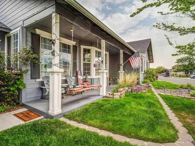 404 Aspen Drive, Dayton, NV 89403 (MLS #210011050) :: Chase International Real Estate