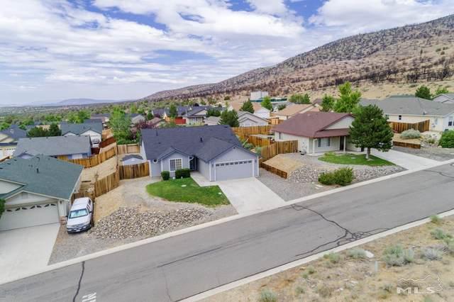 274 Mark Street, Gardnerville, NV 89410 (MLS #210011054) :: Chase International Real Estate