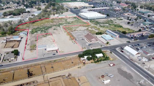 1044 Allen Rd., Fallon, NV 89406 (MLS #210011056) :: Vaulet Group Real Estate