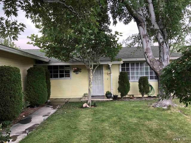 3673 Desatoya Dr, Carson City, NV 89701 (MLS #210011066) :: Chase International Real Estate