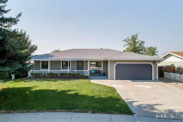 1789 Pullman, Carson City, NV 89701 (MLS #210011070) :: Chase International Real Estate
