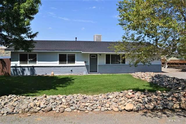 926 Monument Peak, Gardnerville, NV 89460 (MLS #210011078) :: Chase International Real Estate